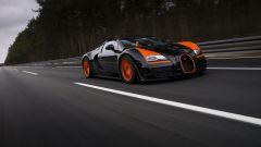 Bugatti Veyron Grand Sport Vitesse, il video del record - Immagine: 7