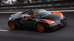 Bugatti Veyron Grand Sport Vitesse, il video del record - Immagine: 8