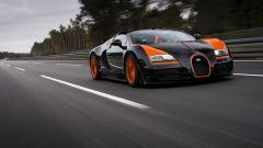 Bugatti Veyron Grand Sport Vitesse, il video del record - Immagine: 9