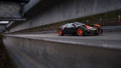 Bugatti Veyron Grand Sport Vitesse, il video del record - Immagine: 10