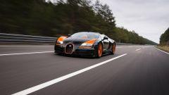 Bugatti Veyron Grand Sport Vitesse, il video del record - Immagine: 11