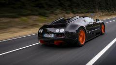 Bugatti Veyron Grand Sport Vitesse, il video del record - Immagine: 12