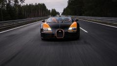 Bugatti Veyron Grand Sport Vitesse, il video del record - Immagine: 13