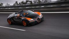 Bugatti Veyron Grand Sport Vitesse, il video del record - Immagine: 14
