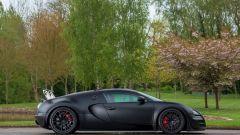 Bugatti Veyron Super Sport: laterale