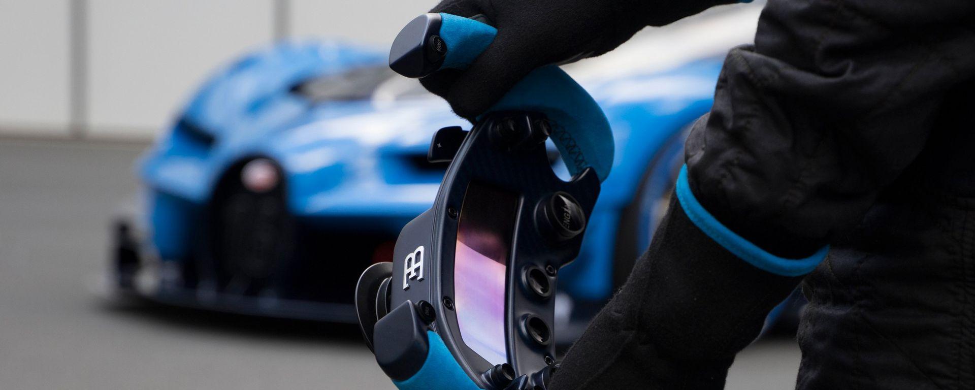 Bugatti Vision Gran Turismo: pronti a giocare?
