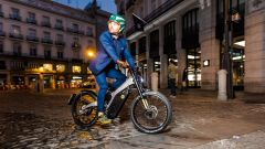 Bultaco Albero, a EICMA 2017 vedremo la moto-bici Cafe Racer - Immagine: 6