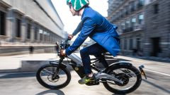 Bultaco Albero, il motore elettrico spinge fino a 45 km/h