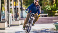 Bultaco Albero: la prova su strada della moto-bike spagnola - Immagine: 3