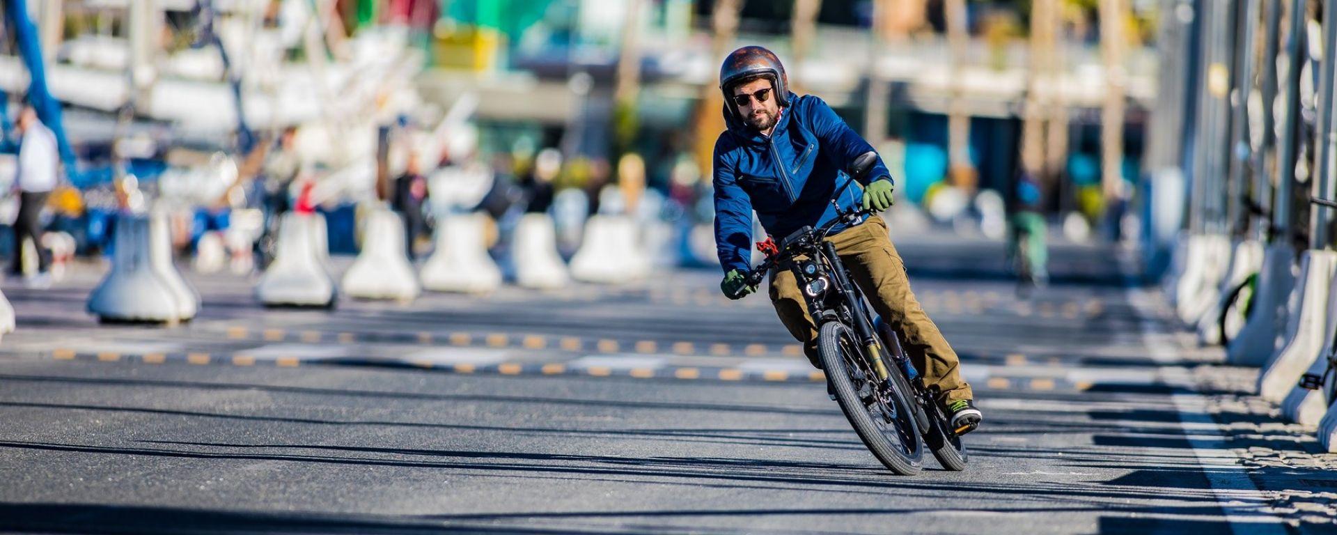 Bultaco Albero: la prova su strada della moto-bike spagnola
