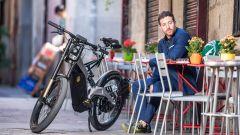 Bultaco Albero, stile da sfoggiare al bar