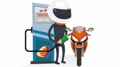 Buono benzina Q8 per chi spenderà almeno 50 euro in un negozio Wheelup