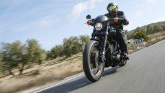 Buono il confort sulla Harley-Davidson Low Rider S