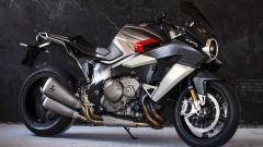 Burasca 1200, la concept bike di Aldo Drudi - Immagine: 6