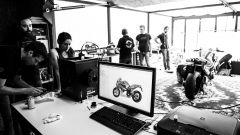 Burasca 1200, la concept bike di Aldo Drudi - Immagine: 17