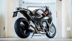 Burasca 1200, la concept bike di Aldo Drudi - Immagine: 4