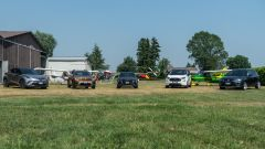 C-HR, Duster, DS3 Crossback, EcoSport, Arona