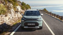 C3 Aircross restyling, visuale frontale