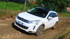 Citroën C4 Aircross: una trasmissione à la carte - Immagine: 4