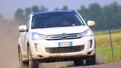 Citroën C4 Aircross: una trasmissione à la carte - Immagine: 7