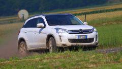 Citroën C4 Aircross: una trasmissione à la carte - Immagine: 10