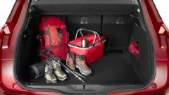 C4 Spacetourer: dettaglio bagagliaio