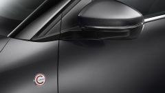 C5 Aircross C-Series: il logo sotto gli specchietti