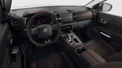 C5 Aircross Hybrid 2020: gli interni