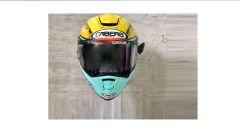 Caberg Drift Evo edizione dedicata a Pantani