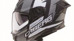 Caberg Drift Evo Speedster matt black-anthracite-white
