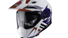 CABERG XTRACE Lux White-Red-Blue