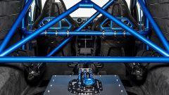 Caddy R360 dal bagagliaio