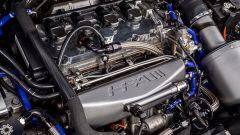Caddy R360, il motore