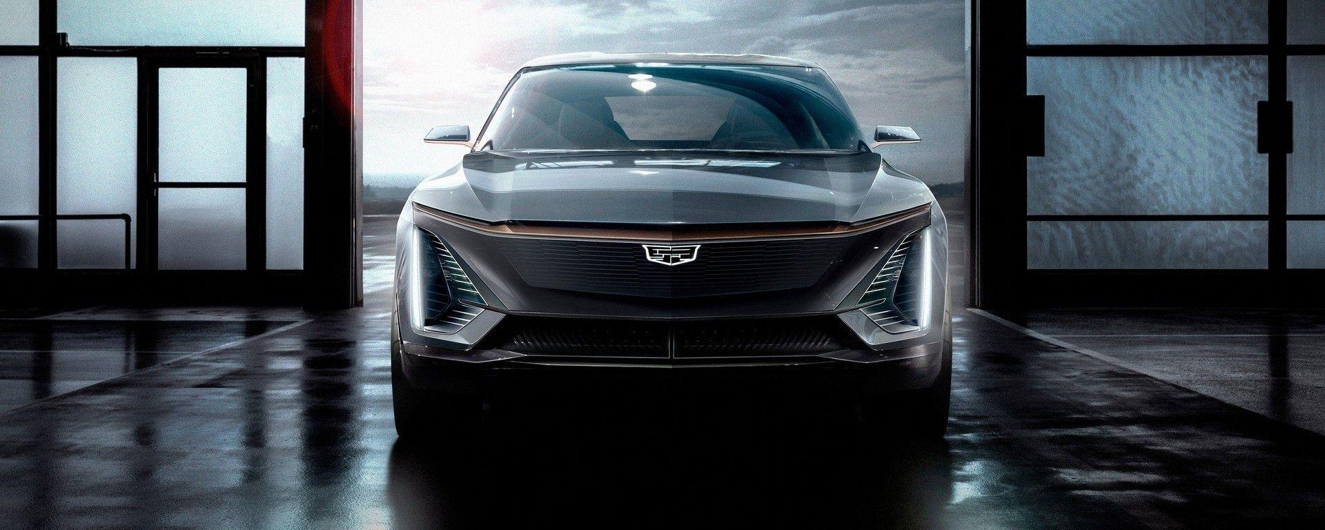 Cadillac: a Detroit la sua prima elettrica