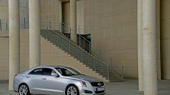 Cadillac ATS, ora anche in video - Immagine: 37