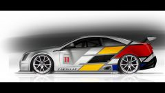 Cadillac CTS-V Coupé GT Racecar: le foto ufficiali - Immagine: 14