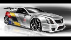 Cadillac CTS-V Coupé GT Racecar: le foto ufficiali - Immagine: 15
