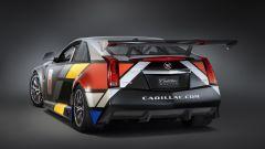 Cadillac CTS-V Coupé GT Racecar: le foto ufficiali - Immagine: 9