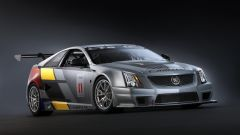 Cadillac CTS-V Coupé GT Racecar: le foto ufficiali - Immagine: 8