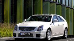 Cadillac CTS-V Sport Wagon - Immagine: 29
