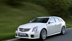 Cadillac CTS-V Sport Wagon - Immagine: 35