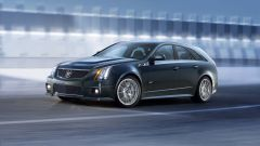 Cadillac CTS-V Sport Wagon - Immagine: 14