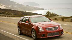 Cadillac CTS-V Sport Wagon - Immagine: 12