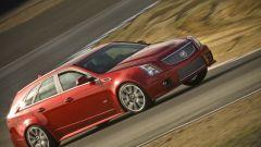 Cadillac CTS-V Sport Wagon - Immagine: 9