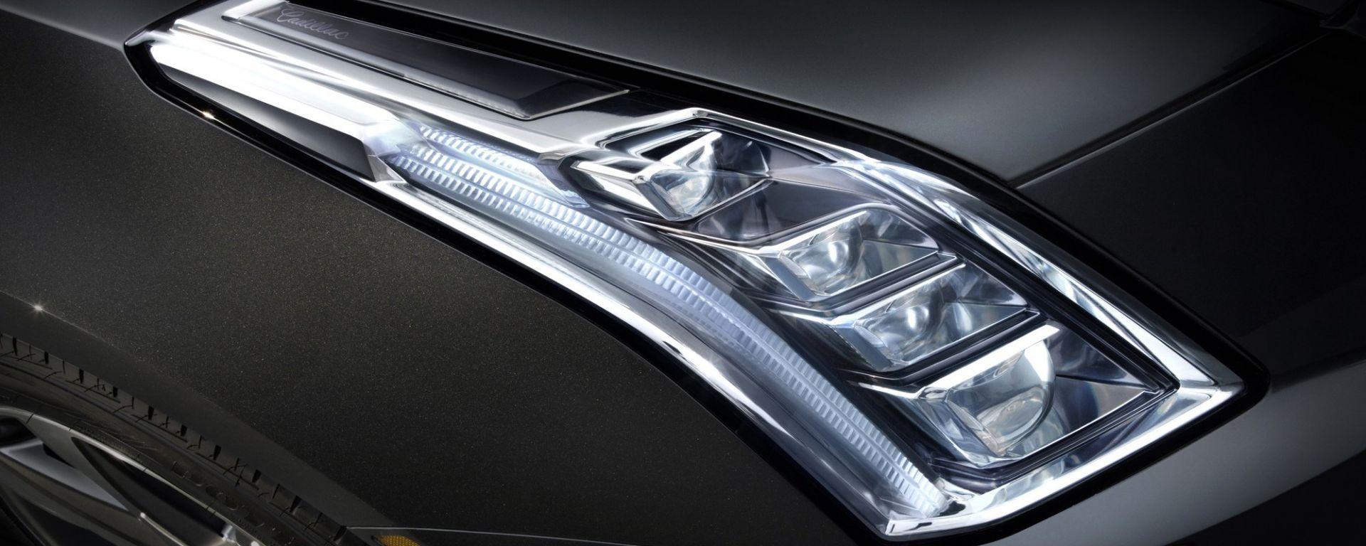 Cadillac ELR: le foto ufficiali