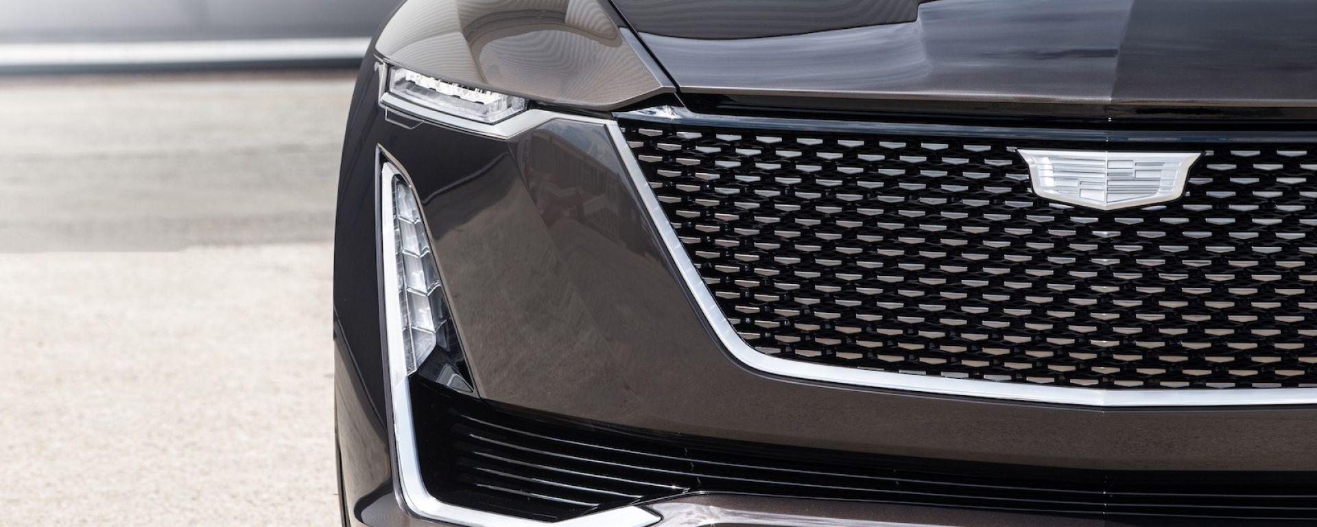 Cadillac Escala Concept, debutto a Pebble Beach