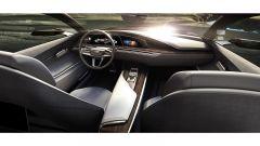 Cadillac Escala Concept, gli interni