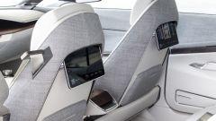 Cadillac Escala Concept, gli schermi posteriori