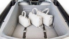 Cadillac Escala Concept, il vano bagagli