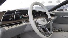 Cadillac Escala Concept, la plancia con schermo OLED by LG